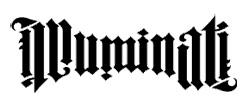 Ambigramm Illuminati
